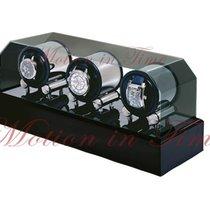 Orbita Futura Programmable Collection 3 Watch Winder - Black...