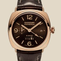 Panerai Radiomir Special Editions 2012  8 Days GMT