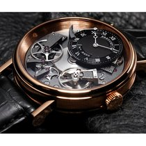 Breguet [NEW] Tradition Automatic Skeleton Dial 18 kt Rose...