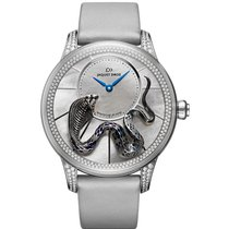 Jaquet-Droz Petite Heure Minute Relief Snake