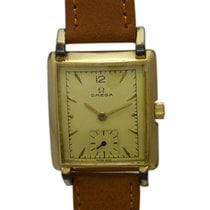Omega LADIES SIDE SECOND MANUAL WINDING PREOWNED WRISTWATCH