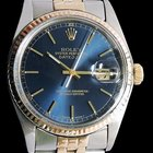 Rolex Oyster Perpetual Datejust 36 mm or & acier