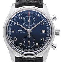 "IWC Portofino Chronograph Classic Edition ""Laureus Sport"""