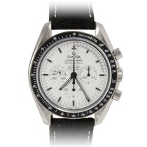 Omega SPEEDMASTER SNOOPY AWARD SILVER APOLLO  XIII  1970 PCS.