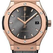 Hublot Classic Fusion KING GOLD Automatic Date 542OX7081LR