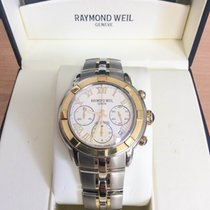 Raymond Weil Parsifal gold/steel watch