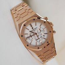 Audemars Piguet Royal Oak Chronograph 41mm Rose Gold Watch