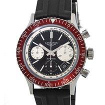 Longines Heritage Men's Watch L2.808.4.52.9