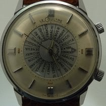 Jaeger-LeCoultre Memovox Worldtime inv.1557 - Vintage