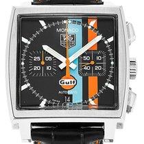 TAG Heuer Monaco Chronograph Gulf Steve McQueen