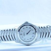Ebel Classic Wave Damen Stahl/gold Top Zustand Damen Uhr 25mm