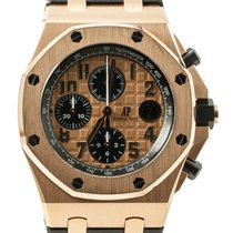 Audemars Piguet Royal Oak | 18K Rose Gold | 42mm | Automatic |...
