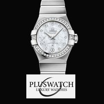 Omega Constellation Co-Axial Master Chronometer Small Second