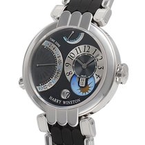 Harry Winston Premier Excenter Time Zone PREMTZ39WW012