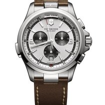 Victorinox Swiss Army Victorinox  Mens Night Vision Chronograp...