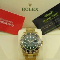 Rolex GMT MASTER II ORO