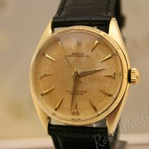 Rolex 14 kt. Oyster Perpetual ref.6565 Brevet