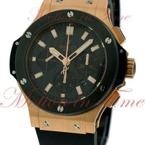 "Hublot Big Bang 44.5mm ""Evolution"", Black Carbon Dial,..."