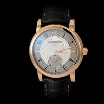 Schwarz Etienne Manufacture Roma 18K Rose Gold Manual Winding