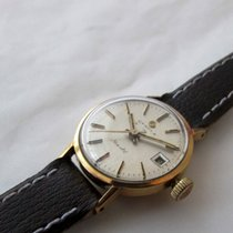 Certina New Art , 14ct golden automatic
