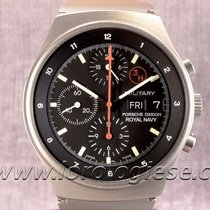 Porsche Design Orfina Royal Navy Military Chronograph Ref....