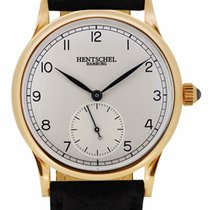 Hentschel Hamburg H1 Chronometer Rose Gold / Bronze, 29.5mm...