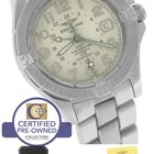 Breitling Colt GMT 41mm Stainless Steel Silver Date A32350 Watch