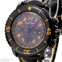 Blancpain Flyback Chronograph Speed Command Ref-5785FO...