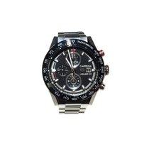 TAG Heuer Carrera Chronograph Calibre Heuer 01 Ref. CAR201W.BA...