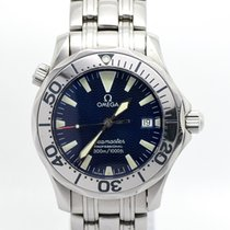 Omega Seamaster 300 M 2263.80.00, Box & Papers