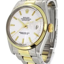 Rolex 18K Gold / SS Oyster Perpetual Datejust 16003