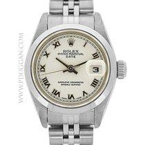 Rolex stainless steel ladies Date
