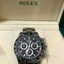 Rolex Daytona Ceramic Black Dial