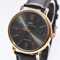 IWC Portofino Rose Gold Ref. 356511 Box