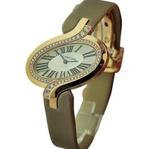 Cartier WG800017 Delices de Cartier Large - Diamond Bezel -...