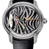 Audemars Piguet Millenary Hand-Wound 18K White Gold &...