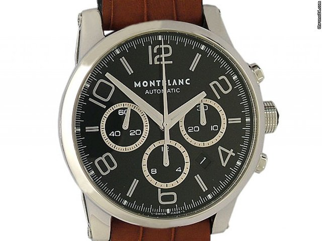 Montblanc TimeWalker Chronograph Automatic
