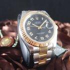 Rolex 116333 2-Tone Datejust II Black Arabic Dial [N E ...
