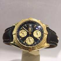 Breitling Chronometer Yellow Gold