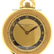 Patek Philippe 18k yellow gold pocketwatch