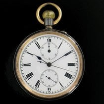 Longines Pocket Watch Taschenchronograph-Lépine Chronographe-C...
