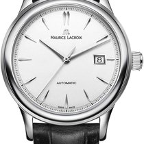 Maurice Lacroix Les Classiques LC6098-SS001-130-1 Herren...