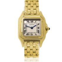 Cartier Panthere Ladies 18ct Gold