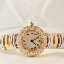 Cartier Baignoire Steel Gold Aftersetting