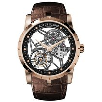 Roger Dubuis Excalibur 42 Skeleton flying tourbillon