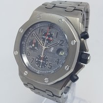 Audemars Piguet Royal Oak OffShore Titanium Mens Watch