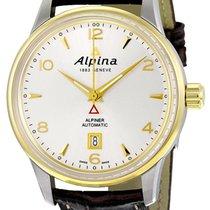 Alpina Alpiner Automatic Gold tone & Steel Mens Strap...