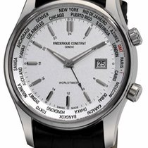 Frederique Constant Classics Index Worldtimer Quartz FC-255S6B6