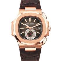 Patek Philippe Nautilus 5980R-001 Rose Gold Watch