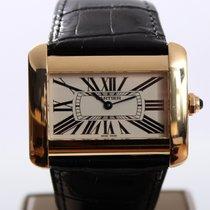 Cartier Tank Divan XL 18K Gold